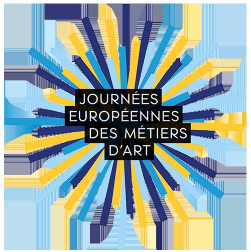 Logo des journées européennes des artisans d'art